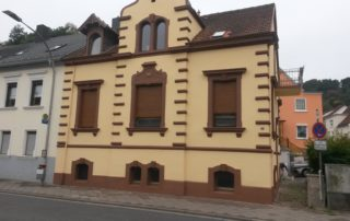 Blieskastel Hausfront - nachher