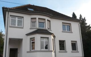 Schiffweiler Hausrenovierung - nachher